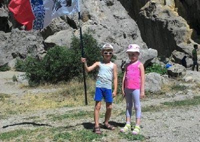 джип туры в алуште Никитская расщелина