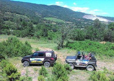 Джип туры в Алуште Крым