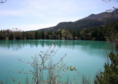 Бирюзовое озеро джип тур из Алушты