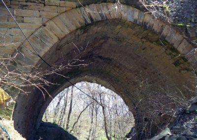 старый арочный мост начало 19 века