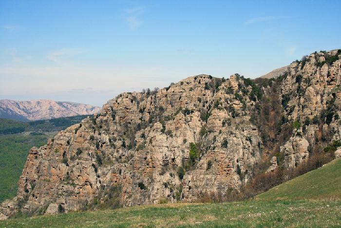 скалы Южной Демерджи