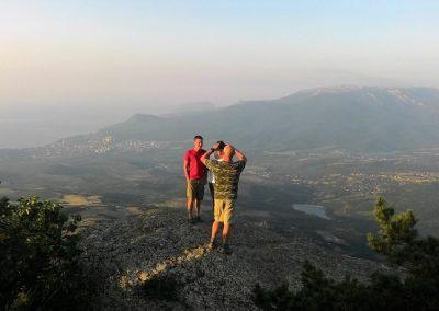 отдых в Крыму - путешествие на джипе