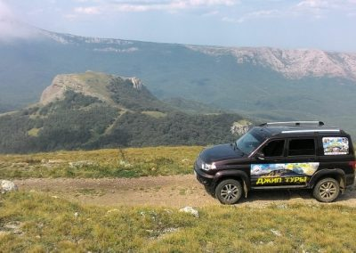 Крым - путешествие на джипе