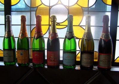 шампанское Новый Свет