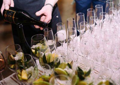 Дегустация шампанского Золотая Балка