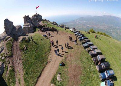 Джип тур - Корпоратив - Гора Демерджи