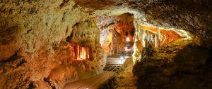 экскурсия в пещеры