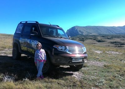 Джип туры в Крыму