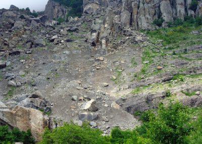 Демерджи каменный хаос