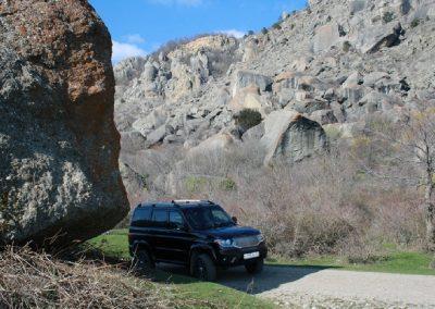 Путешествия на джипах по Крыму