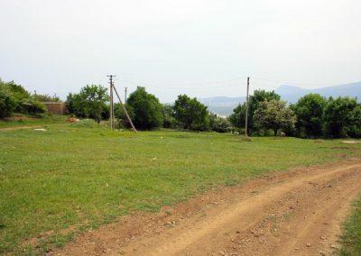 место сражения турецкого десанта с русскими солдатами