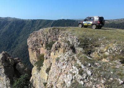 Крым, путешествие на джипе