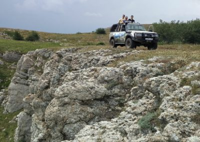 горное плато Тырке-Яйла
