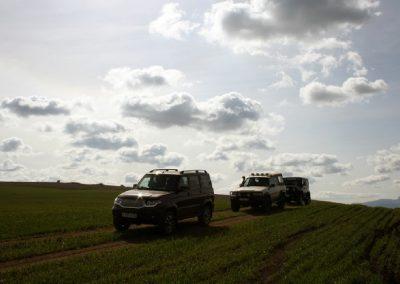 прогулки на джипах по Крыму