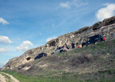 Прогулки на джипах в Крыму
