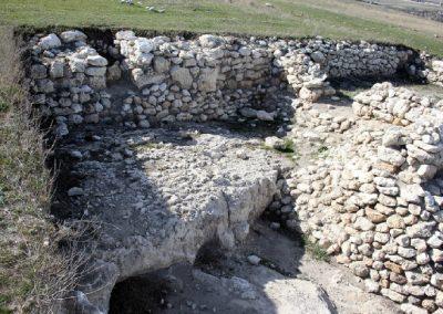 раскопки Скифского городища