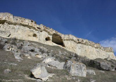 гроты Белой скалы прогулки на джипах в крыму