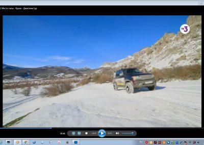 Канал ТВ-3, проект Места силы - Джиппингтур - Долина привидений