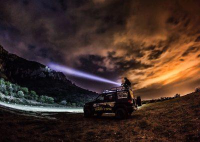 экскурсии на джипах по горному Крыму